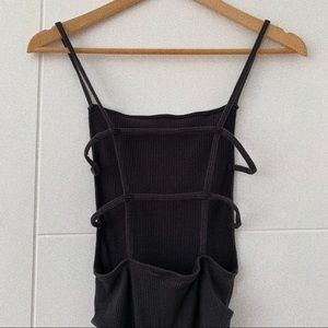 Urban Outfitters Tops - Urban Outfitters Black Backless Bodysuit
